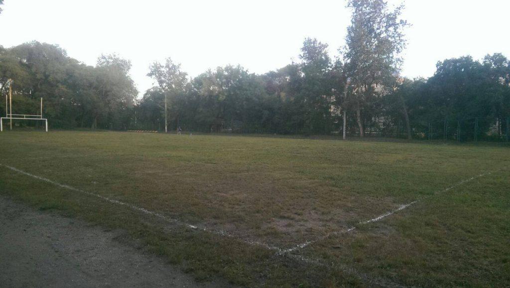 Газон ДальГАУ готов к кубку Вызова по регби